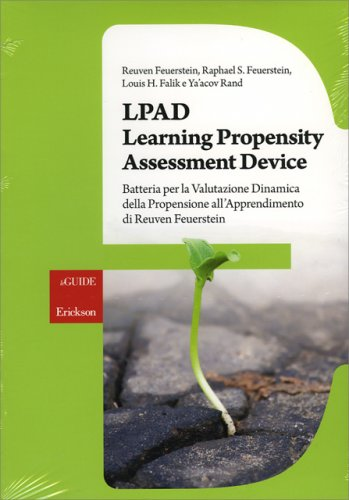 Lpad - Learning Propensity Assessment Device