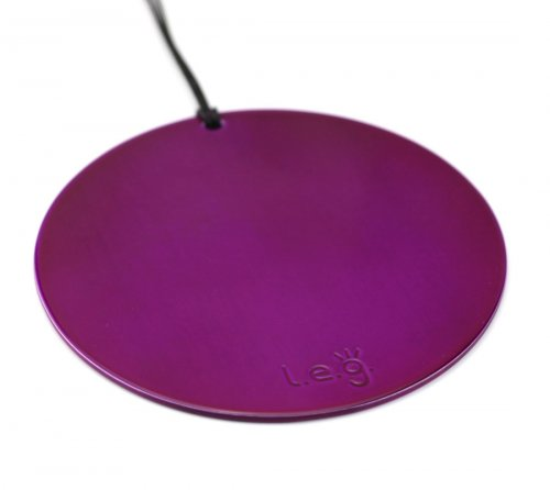 Leg - Tesla Purple Plate - Disco