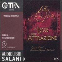 La Legge dell'Attrazione - Audiolibro 6 Cd Audio