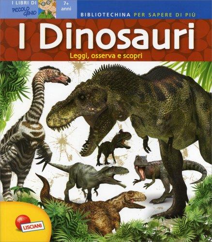 Leggi, Osserva e Scopri i Dinosauri