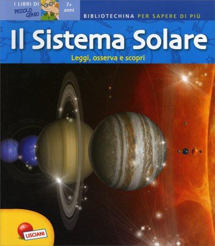 Leggi, Osserva e Scopri il Sistema Solare