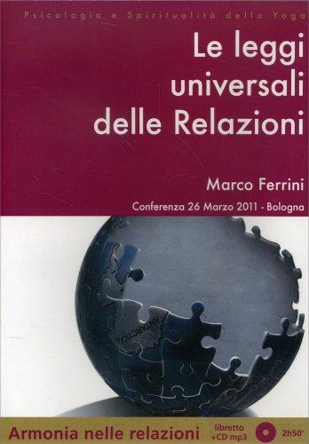 Le Leggi Universali delle Relazioni - CD Mp3