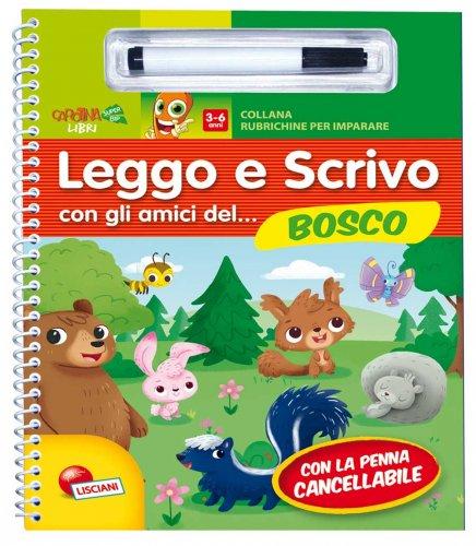 Leggo e Scrivo con gli Amici del... Bosco