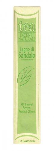 Legno di Sandalo - Incenso Naturale - Bastoncini