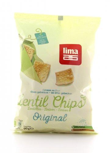 Lenticchie Chips Original Bio