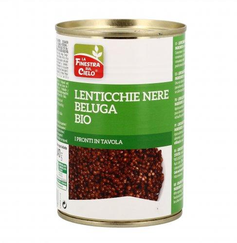 Lenticchie Nere Beluga Bio