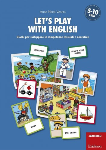 Let's Play with English