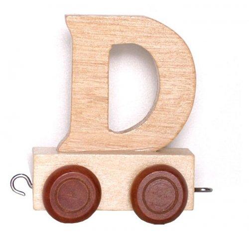 Lettera D per Trenino