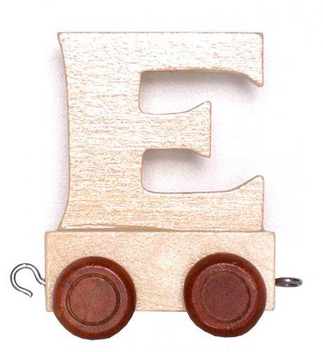 Lettera E per Trenino