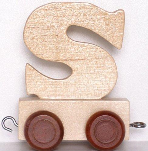 Lettera S per Trenino