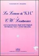 """Le Lettere di """"K. H."""" a C. W. Leadbeater"""