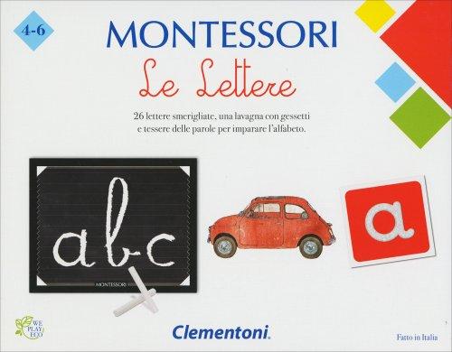 Le Lettere - Montessori