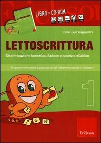 Lettoscrittura Vol. 1 (Cofanetto Libro + CD-ROM)