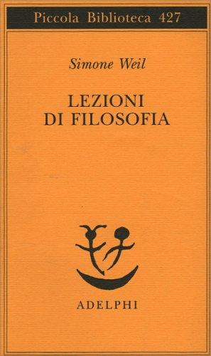 Lezioni di Filosofia