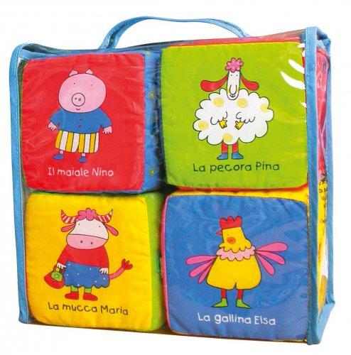 Libri-Cubo - Gli Animali della Fattoria