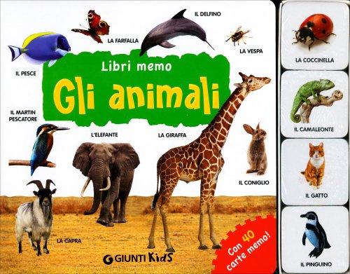 Libri Memo - Gli Animali
