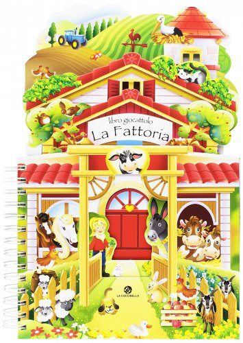 La Fattoria - Libro Giocattolo
