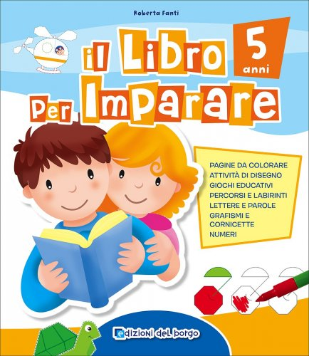 Il Libro per Imparare - 5 Anni