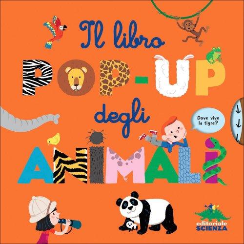 Il Libro Pop-Up degli Animali