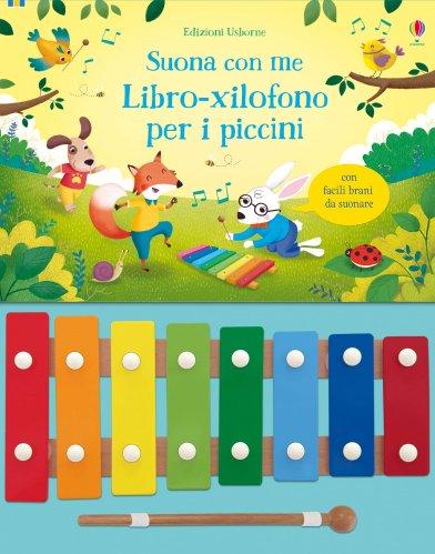 Suona con Me - Libro-Xilofono per i Piccini