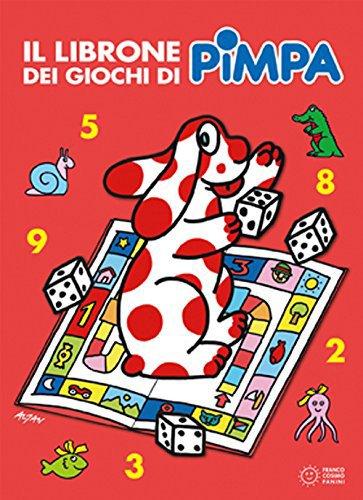 Il Librone dei Giochi di Pimpa - Volume 2