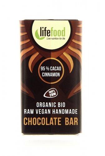 Mini Cioccolato Crudo al Cacao e Cannella
