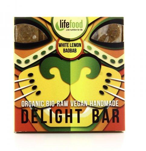 Limone Bianco e Baobab - Delight Bar