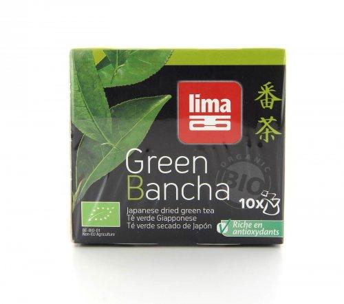 Te Bancha Verde in Filtri