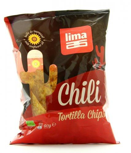 Chili Tortilla Chips