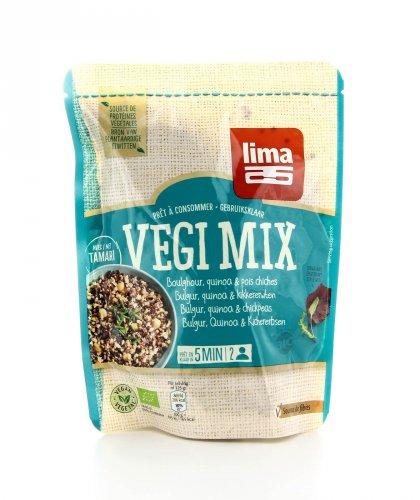 Vegi Mix -  Bulgur, Quinoa e Ceci Bio