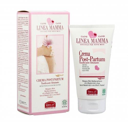 Crema Post Partum - Linea Mamma