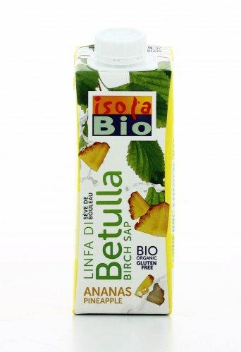 Bevanda Vegetale con Linfa di Betulla e Ananas