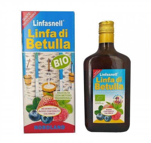 Linfasnell - Linfa di Betulla Bio - Frutti di Bosco
