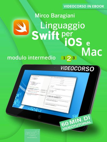 Linguaggio Swift di Apple per iOS e Mac - Volume 2 (eBook)