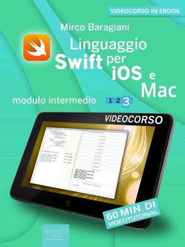 Linguaggio Swift di Apple per iOS e Mac - Volume 3 (eBook)