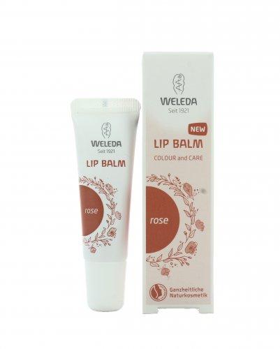 Gloss Labbra Colorato - Lip Balm Rose