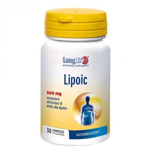Lipoic 600 Mg