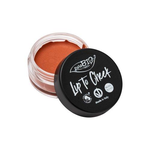 Rossetto Blush in Crema Lip To Cheek