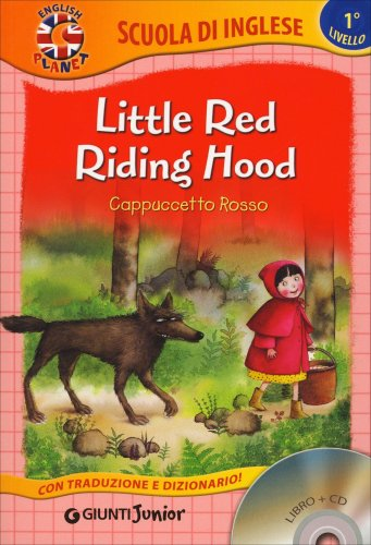 Little Red Riding Hood - Con CD Incluso