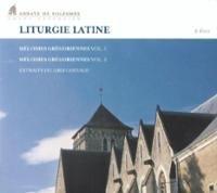 Liturgie Latine. Canti Gregoriani