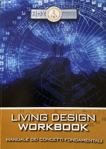 Living Design Workbook - Human Design System® - (eBook)