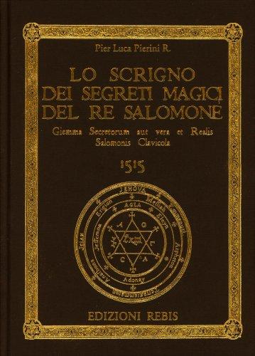 Lo Scrigno dei Segreti Magici del Re Salomone