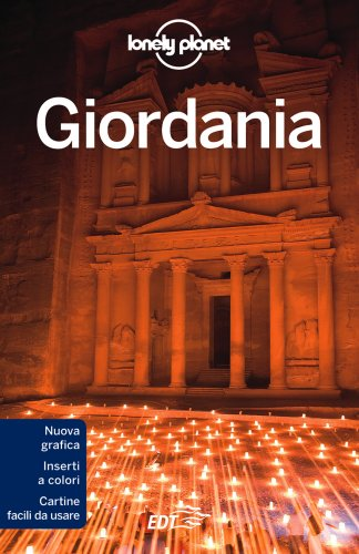 Lonely Planet - Giordania (eBook)
