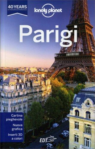 Lonely Planet - Parigi