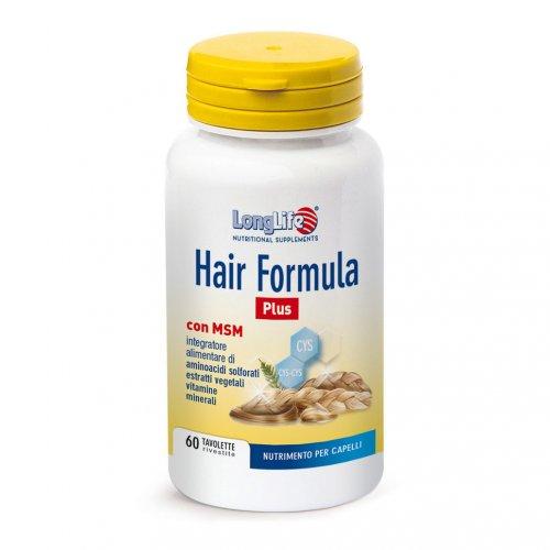 Hair Formula Plus - Nutrimento per i Capelli
