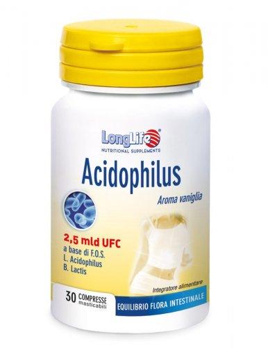 Acidophilus 2,5 Mld Ufc - Equilibrio Flora Intestinale