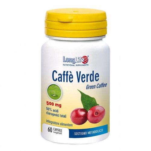 Caffè Verde - Sostegno Metabolico