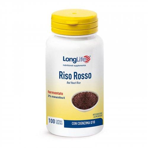 Riso Rosso 3% - Metabolismo Colesterolo
