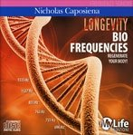 Bio Frequencies - Longevity CD