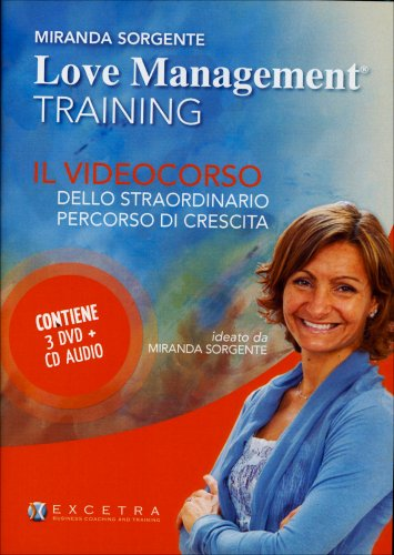 Love Management Training - Cofanetto 3 DVD + Cd Mp3